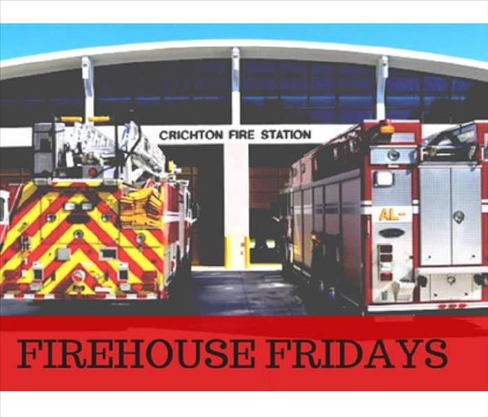 Firehouse Fridays in Mobile AL